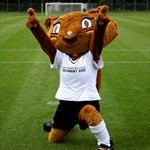 WWC 2011 Mascot