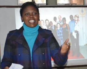 Matilda Mwamba - YSEP Feedback
