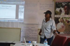 Thandiwe Mumba- Documentation Officer