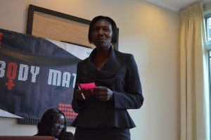 Besa Chibwe - Women's National Football Team Manager