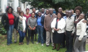 CSOs at PSAM Training - ZGF