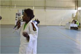 Judo - Sport and Dev Participants
