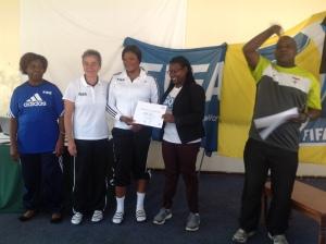 Certificate Presentation