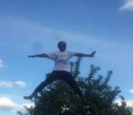 Liseli Manjata 9 year old. Picture by Lombe Mwambwa